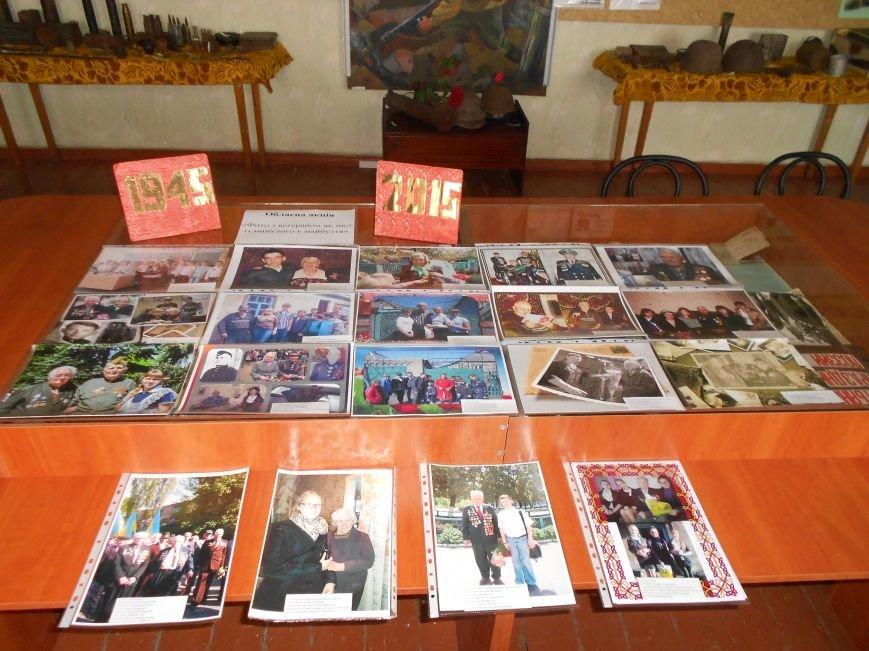 В Центре туризма и краеведения учащейся молодежи прошла акция «Фото с ветераном как мост из прошлого в будущее» (фото) - фото 1