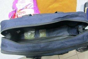 В автобусе Мариуполь - Тула обнаружены наркотики (ФОТО), фото-1