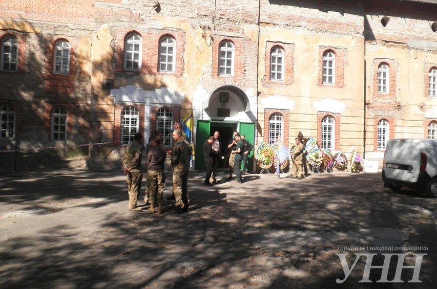 В Мариуполе прощались с бойцом «Донбасса» (ФОТО) (фото) - фото 1