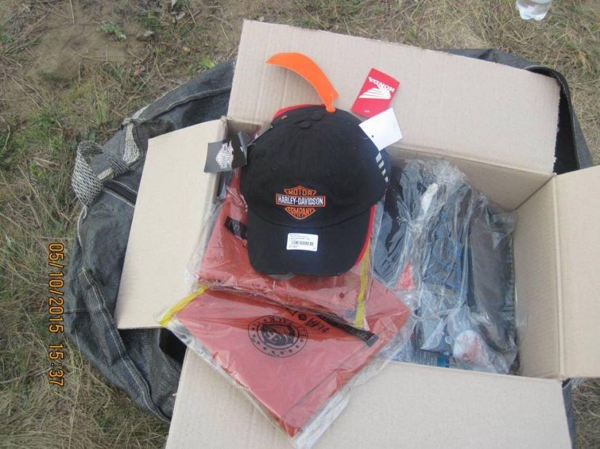 Харьковские пограничники не дали вывезти  в Россию контрабандные автозапчасти, фото-1