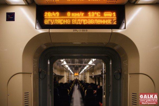 Новий потяг «Чернівці-Львів» максимально обладнаний зручностями для пасажирів (ФОТО) (фото) - фото 2
