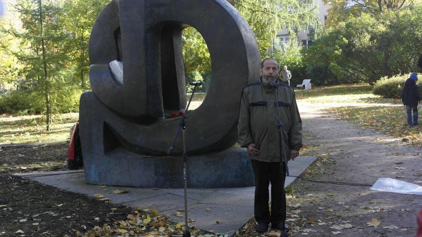 Соблюдая традиции: церемония памяти евреев города Пушкина, фото-3