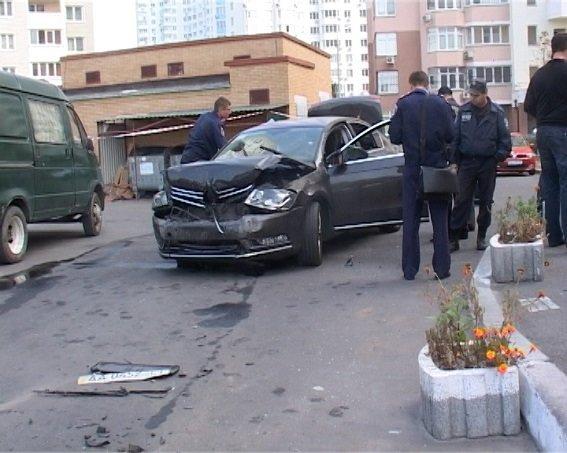 Милиция начала расследование разбоя на Дарнице (ФОТО) (фото) - фото 2