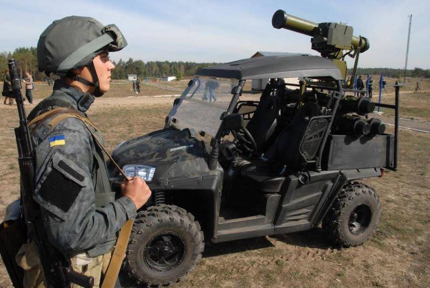 Украинская армия получит на вооружение новый мобильный противотанковый комплекс (ФОТО), фото-3
