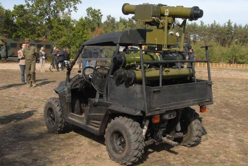 Украинская армия получит на вооружение новый мобильный противотанковый комплекс (ФОТО), фото-2