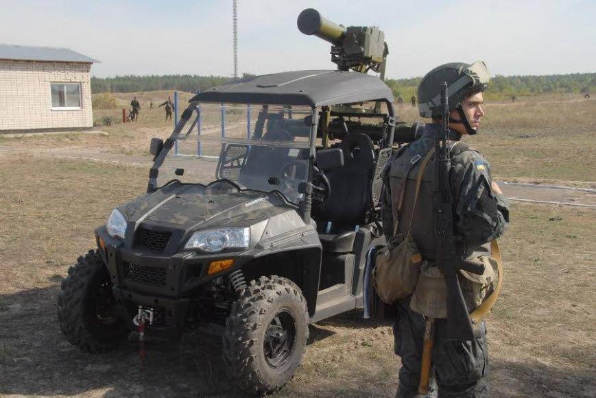 Украинская армия получит на вооружение новый мобильный противотанковый комплекс (ФОТО), фото-1