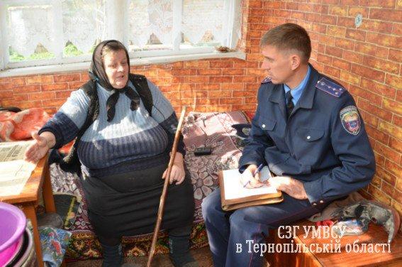 Двоє злодійок обікрали на Тернопільщині пенсіонерку, обіцяючи «вилікувати» її недуги (ФОТО) (фото) - фото 1
