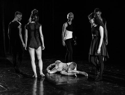 Модерн-балет «Ромео и Джульетта» в Днепропетровске перенес зрителей в другое измерение (фото) - фото 2