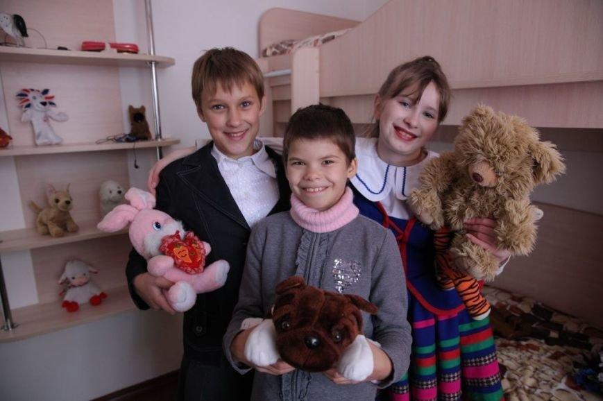 Детский дом семейного типа открылся в Полоцком районе (фото) - фото 1