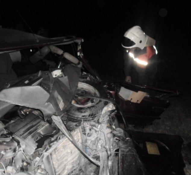 Житель Новошахтинска погиб в крупном ДТП на Дону (фото) - фото 1