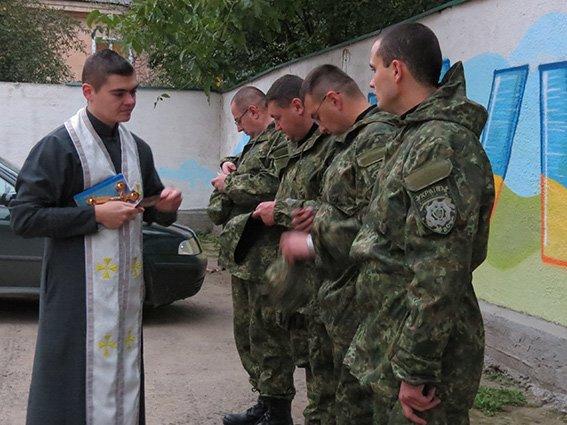 Група Івано-Франківських слідчих вирушила на схід України (ФОТО) (фото) - фото 1