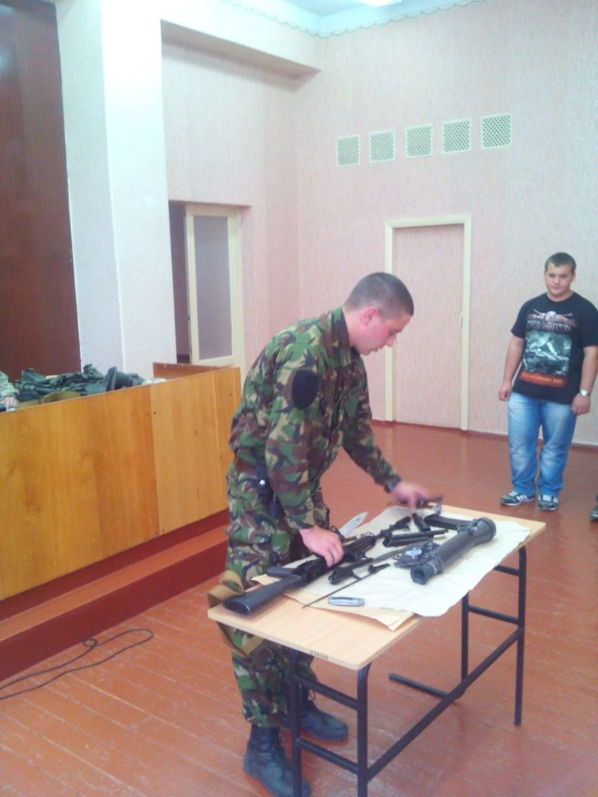 «Уроки мужества» для молодежи Артемовска-Бахмута, фото-4