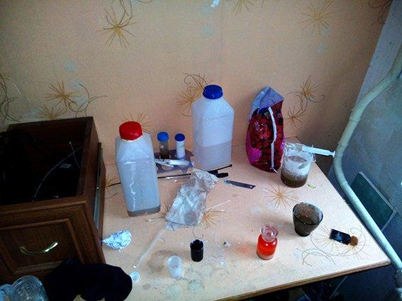 В центре Николаева поймали торговца амфетамином (ФОТО) (фото) - фото 1