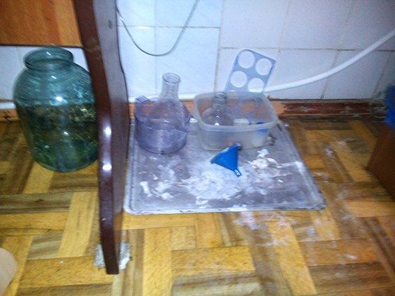 В центре Николаева поймали торговца амфетамином (ФОТО) (фото) - фото 2