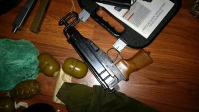 СБУ перекрыла канал поставки оружия из зоны АТО в Киевскую область (ФОТО) (фото) - фото 3