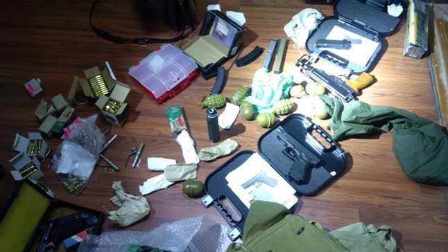 СБУ перекрыла канал поставки оружия из зоны АТО в Киевскую область (ФОТО) (фото) - фото 4