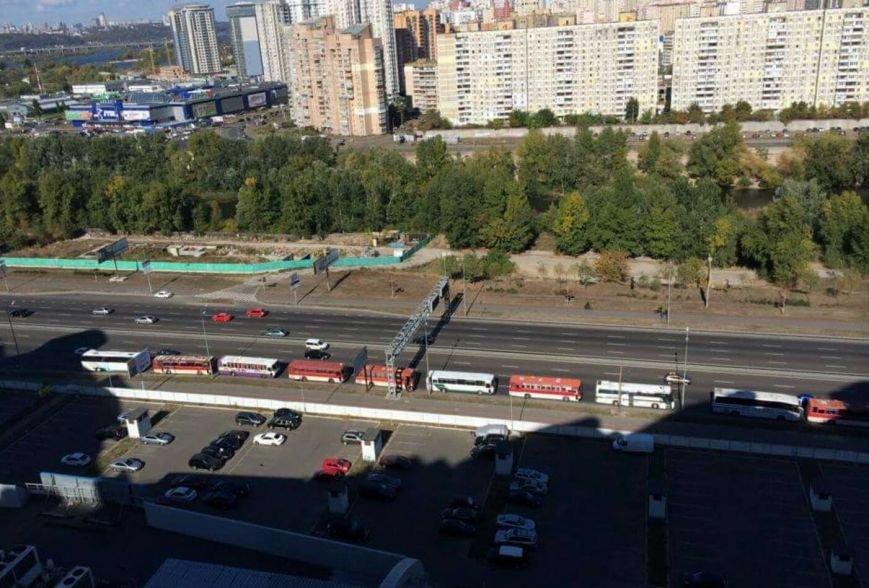 В Киев прибыло около тысячи протестующих шахтеров (ФОТО), фото-1