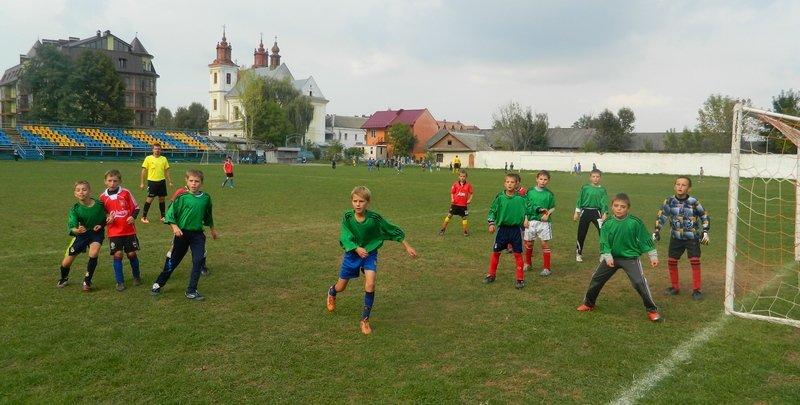 У Богородчанах проходять змагання юних футболістів (ФОТО), фото-1