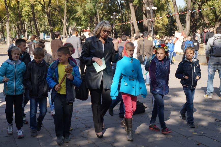 В Дзержинском районе юные криворожане соревновались в «Козацком квесте» (ФОТО) (фото) - фото 5
