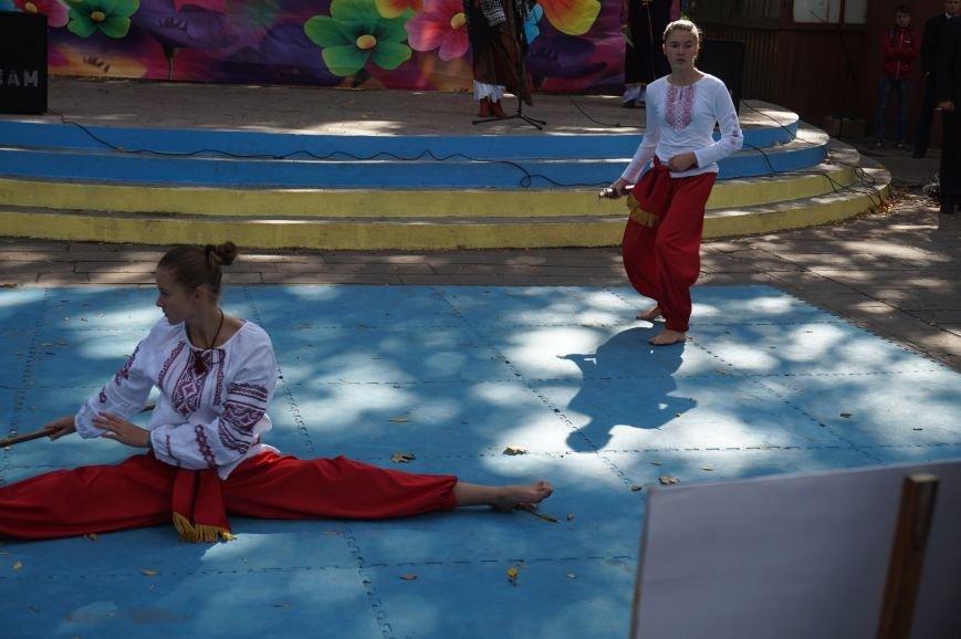 В Дзержинском районе юные криворожане соревновались в «Козацком квесте» (ФОТО) (фото) - фото 3