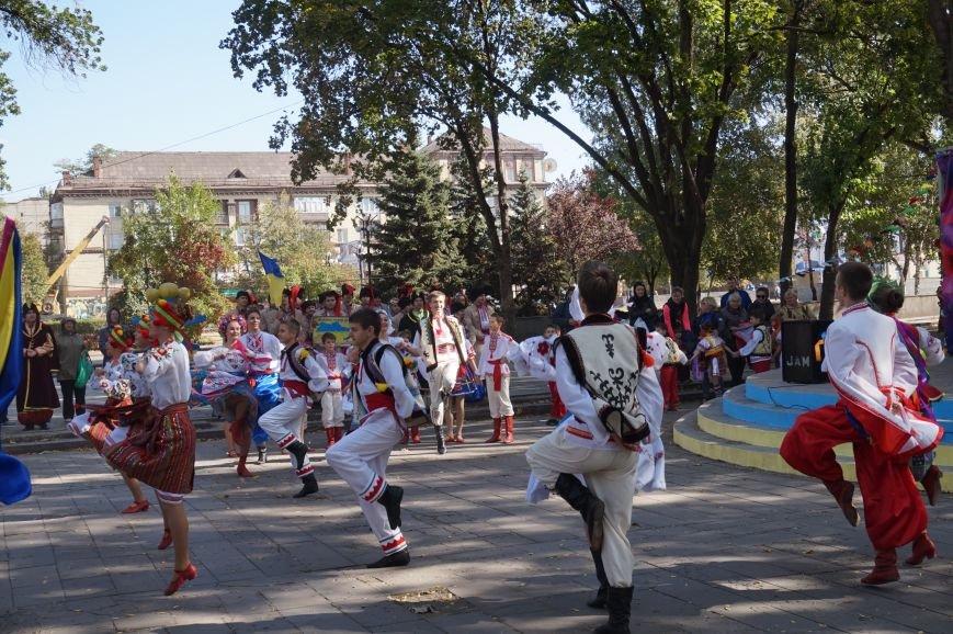 В Дзержинском районе юные криворожане соревновались в «Козацком квесте» (ФОТО) (фото) - фото 2