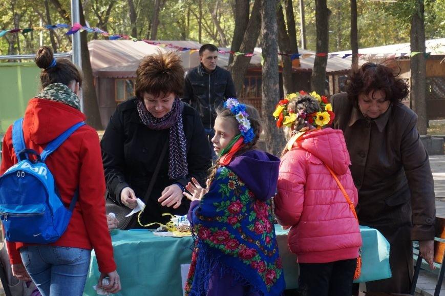 В Дзержинском районе юные криворожане соревновались в «Козацком квесте» (ФОТО) (фото) - фото 4