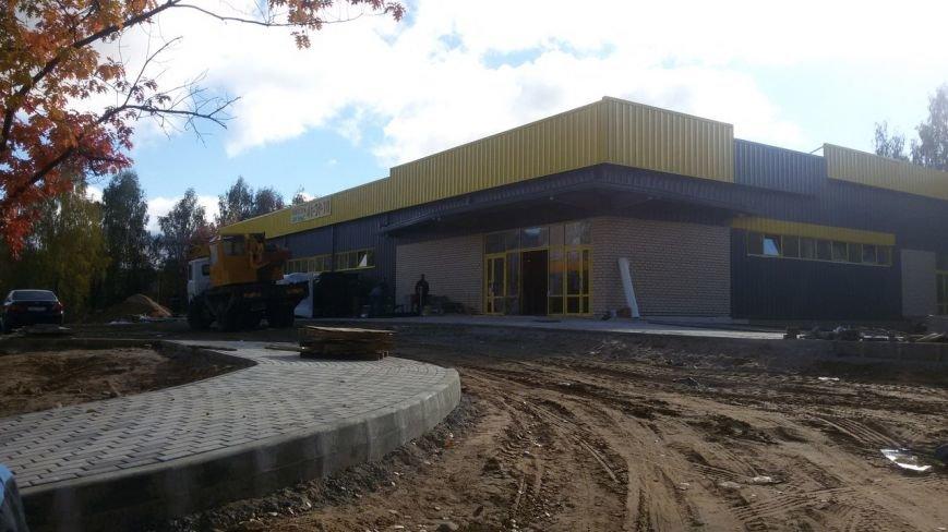 В Новополоцке скоро завершится строительство нового «Диониса», фото-2