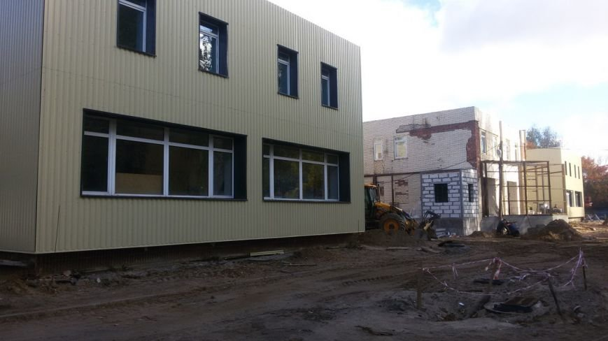 В Новополоцке скоро завершится строительство нового «Диониса» (фото) - фото 1