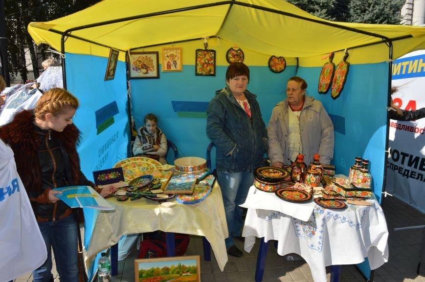 Поддержать городскую организацию «Відродження» в Днепропетровск съехались партийцы со всей области, фото-4