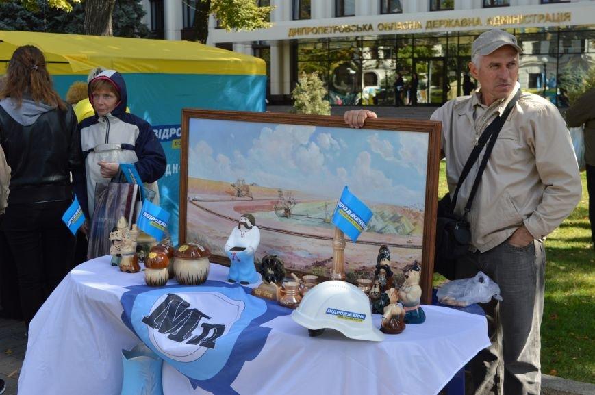 Поддержать городскую организацию «Відродження» в Днепропетровск съехались партийцы со всей области, фото-3