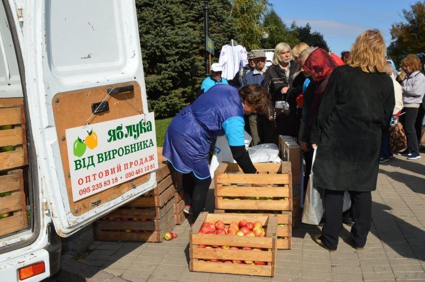 Поддержать городскую организацию «Відродження» в Днепропетровск съехались партийцы со всей области, фото-5