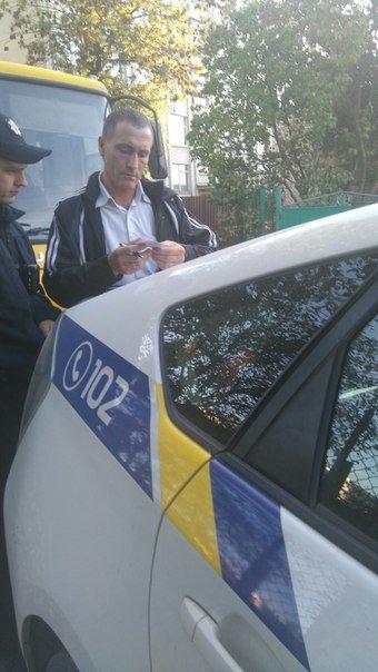 У Львові водій маршрутки вдарив неповнолітнього пасажира (ФОТО) (фото) - фото 1