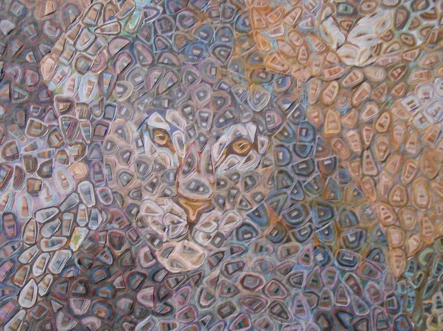 В музее истории Днепродзержинска открылась художественная выставка «Молитва за Украину» (фото) - фото 4