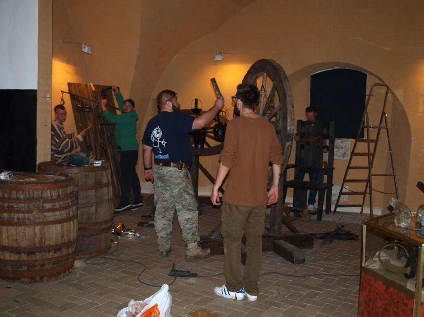 В Киевской крепости расскажут про пытки и казни (ФОТО), фото-5