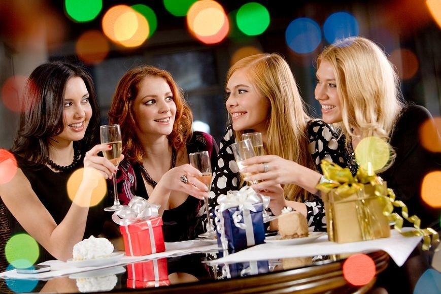 Это наша жизнь: Одинокие в ресторане или Дамы приглашают кавалеров!, фото-2