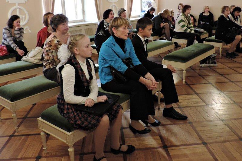 День Есенина и Свиридова в музее-лицее в рамках фестиваля «Царскосельская осень» (фото) - фото 2