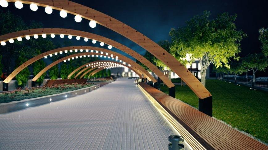 В Твери появится сквер в современном стиле (фото) - фото 6