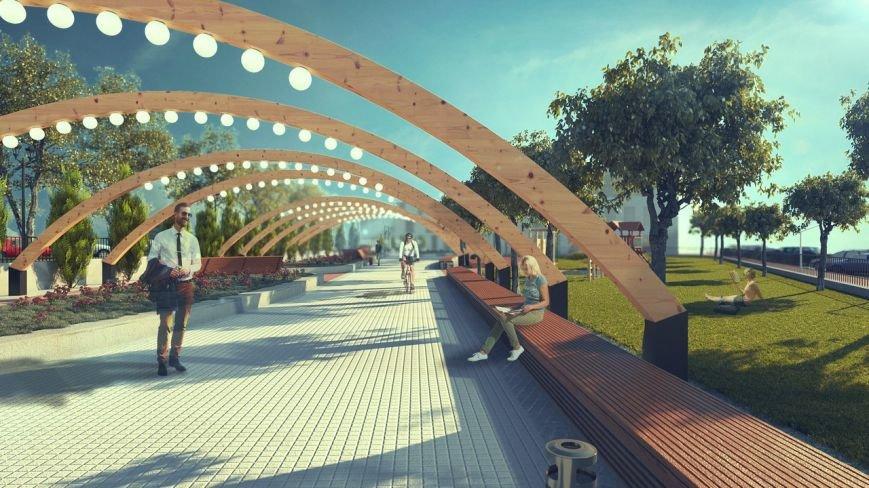 В Твери появится сквер в современном стиле (фото) - фото 3