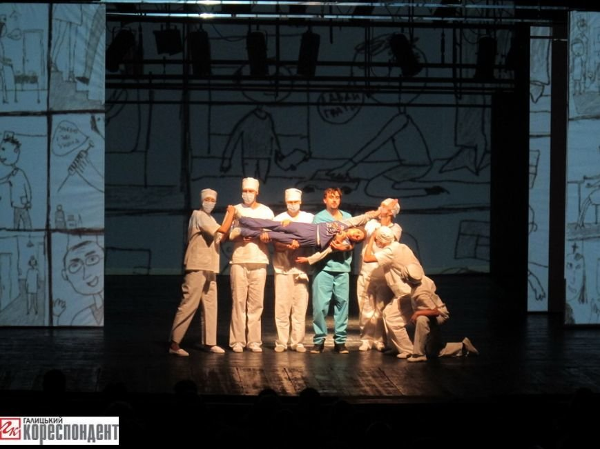 В Івано-Франківську відбулася прем'єра театрального арт-проекту «Оскар і Рожева пані», фото-5