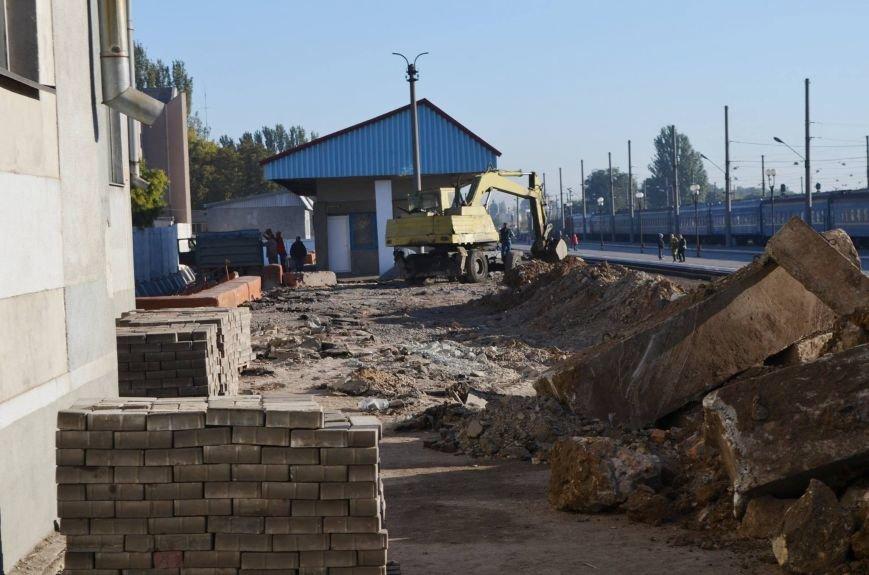 Власти Николаевщины наконец-то взялись за железнодорожный вокзал (ФОТО) (фото) - фото 1