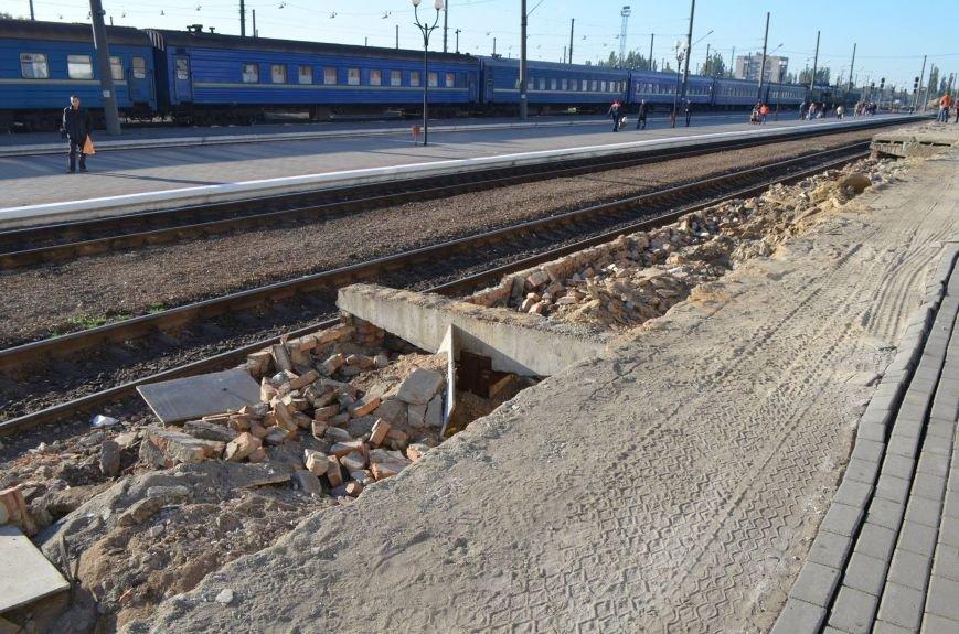 Власти Николаевщины наконец-то взялись за железнодорожный вокзал (ФОТО) (фото) - фото 4