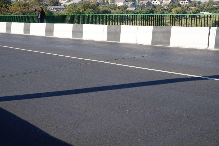 Полтора месяца продержался мост Заречный -129 квартал: посередине проезжей части пошла трещина (ФОТО) (фото) - фото 3