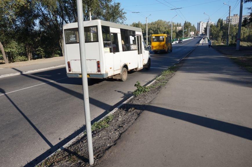 Полтора месяца продержался мост Заречный -129 квартал: посередине проезжей части пошла трещина (ФОТО) (фото) - фото 2
