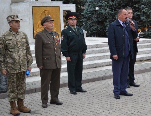 До Дня захисника України проведено вишкіл юних патріотів Тисмениччини, фото-1