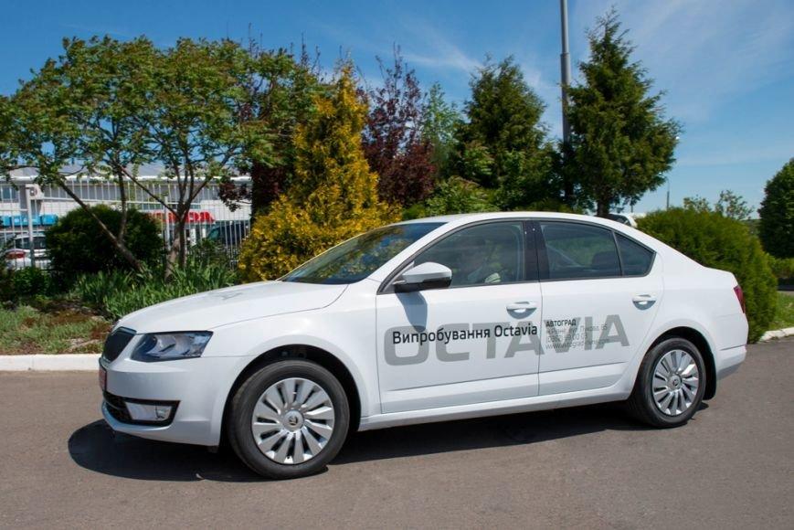 SKODA Octavia – найпопулярніший автомобіль у своєму класі! (фото) - фото 1