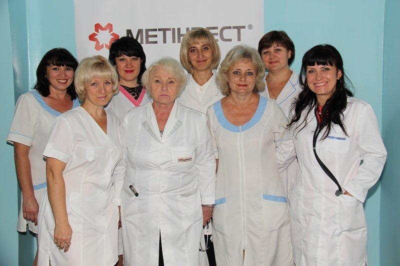 «Метинвест» потратил 1 миллион гривен на ремонт больницы в Краснодоне (ФОТО), фото-5