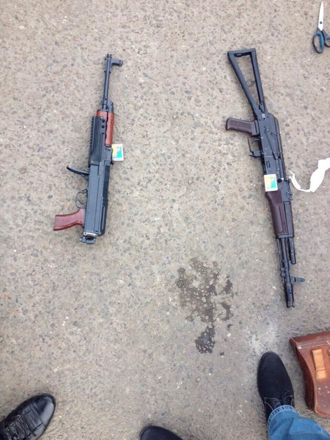 До Чернівців постачали зброю і боєприпаси з зони АТО (фото) - фото 1