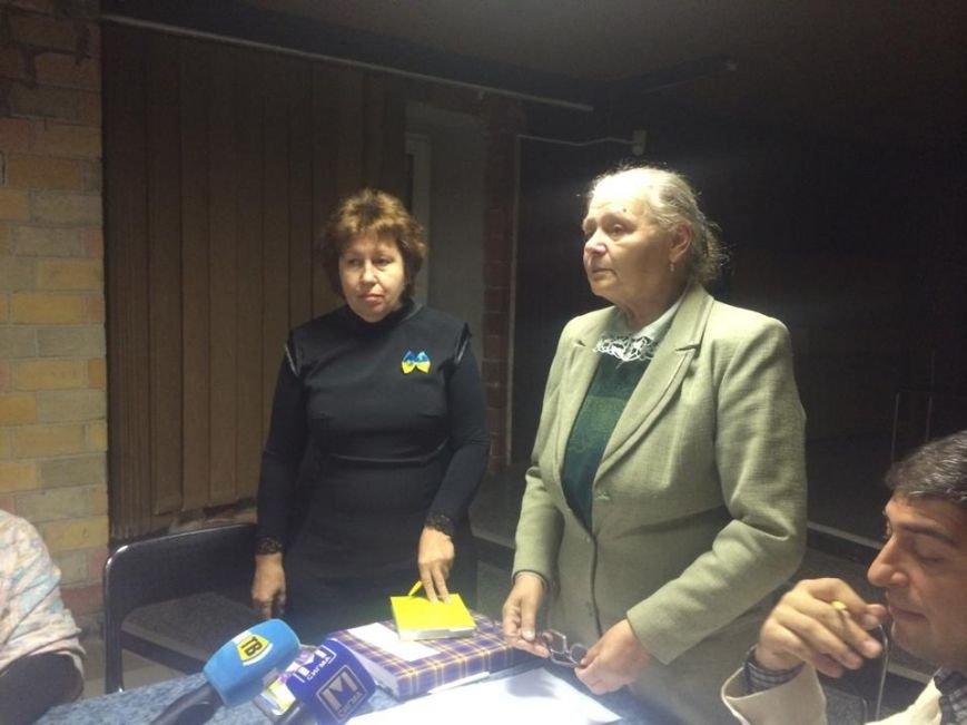В Мариуполе теризбирком отошел от скандалов и заработал в нормальном режиме (ФОТО), фото-2