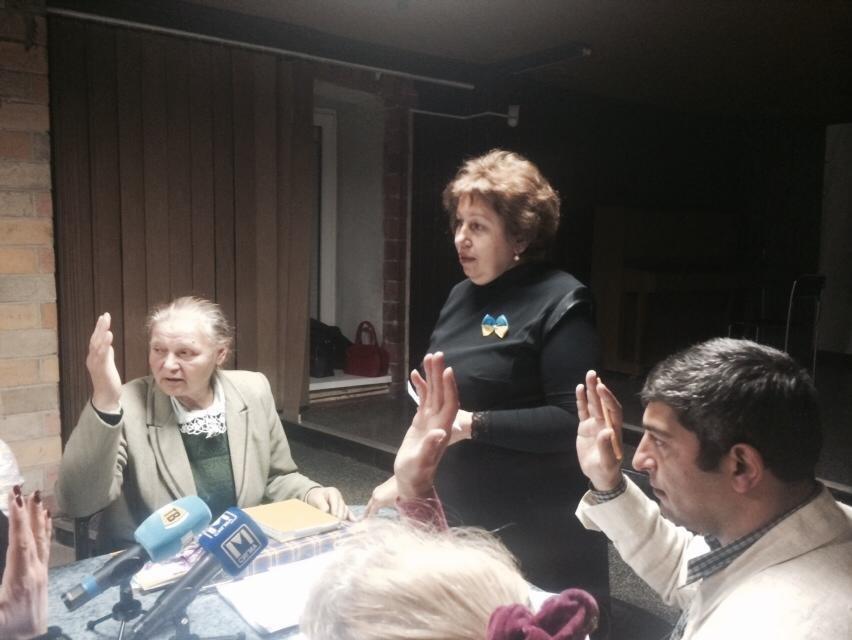 В Мариуполе теризбирком отошел от скандалов и заработал в нормальном режиме (ФОТО), фото-3