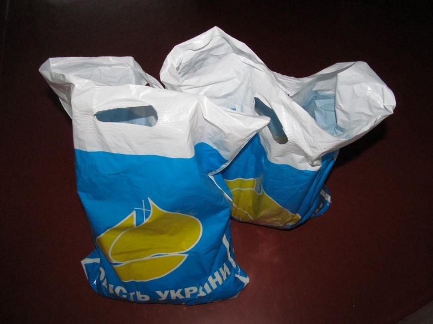 В столице нашей области открыто подкупают избирателей, нарушая Украинское законодательство (фото) - фото 1